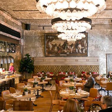 Ресторан «5642 Высота»