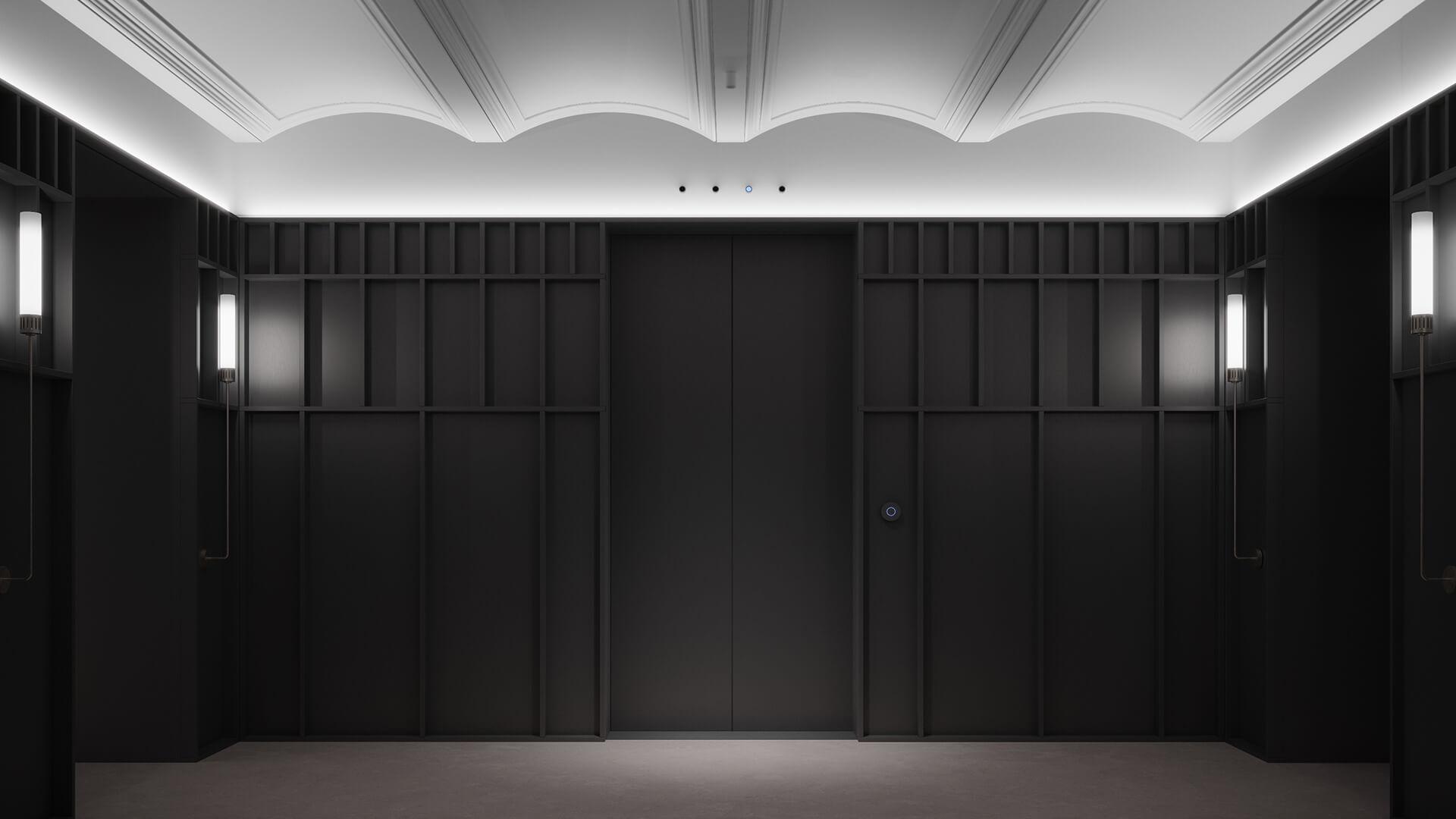 Лифтовое фойе